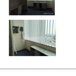 Ruang Kantor Strategis Daerah CBD Luas 170 m2 Permata Kuningan