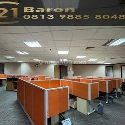 Office Space Gedung Indorama Di Kuningan Jaksel - WD 4944