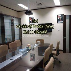 Ruang Kantor APL Tower Office Central Park Fully Furnished