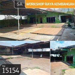 Workshop Raya Kembangan, Jakarta Barat, 25x18m