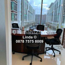 Kensington office space furnished