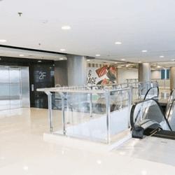 Gedung Perkantoran 13 lantai di CBD Bintaro Jaya Jakarta Selatan