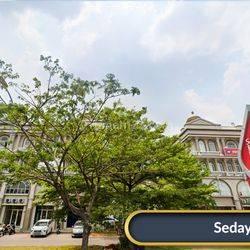 Kantor Virtual Sedayu Square Lantai 1 - Satu Harga Plan - Cengkareng Kota Jakarta Barat