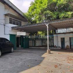 Gudang & Office Lodan Raya Ancol kondisi rapi siap pakai harga mendekati NJOP