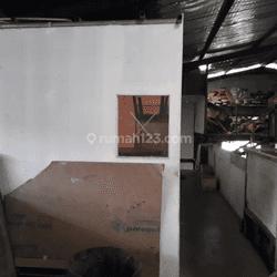 Gudang kapuk luas 900m2 msk kontener 40 feet Jakarta barat