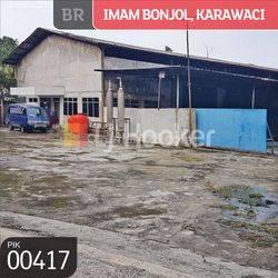Gudang Jl. Imam Bonjol Karawaci, Tangerang, Banten