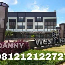 Ruko WEST PARK Harga Diskon dan Free BPHTB Kawasan Vanya Park BSD City