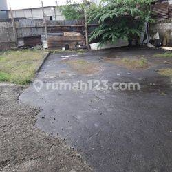 Gudang lama hitung tanah di Duri Kosambi, Jakarta Barat
