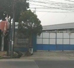 Pabrik siap pakai dengan luas 45x78 3500m2 di Tangerang Banten