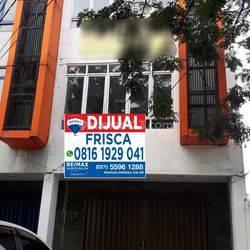 Ruko Siap Huni di Area Tanjung Duren!