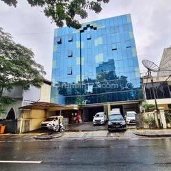 [BUILDING ] gedung 5 lantai @ jalan johar, jakarta pusat