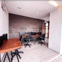 Office Space Furnished  186m2 di Bintaro - Pesanggrahan