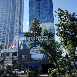 Kantor 50m2  di  Wisma Tugu Wahid Hasyim , Menteng
