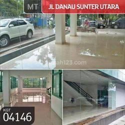 Ruko Jl. Danau Sunter Utara, Perkantoran Sunter Permai, Sunter Agung, Jakarta Utara
