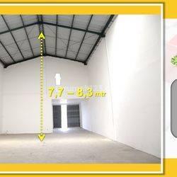 TERMURAH GUDANG SURYA GRAND CISOKA, 7x30m2, TANGERANG (081315212979)