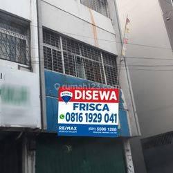 Ruko Bagus dan Murah di Jl. Hasyim Ashari!