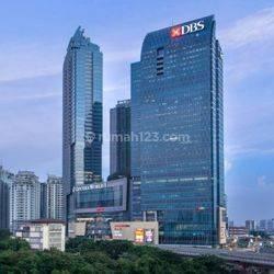 DBS Tower Office Space (CBD Kuningan) 570m2