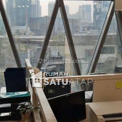 Space Kantor di Bakrie Tower Kuningan Luas 90m2 - RSA111901