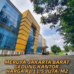 GEDUNG 2 LANTAI DI MERUYA JAKARTA BARAT (THY-287) HUB : THANTY 08111089928