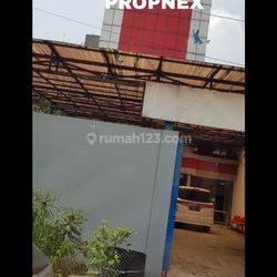 Gedung mini tempat usaha bahan2 kue di Jl K.H.Mas Mansyur,Jakarta Barat