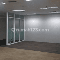 Office Sahid Sudirman Center, Fit Out Condition,278m2, Midle Zone, Tanah Abang, Jakarta Pusat
