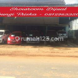 Ruko/Showroom/Bangunan Komersial Pinggir Jalan Raya Tangerang