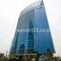Office space  luas 1600m2 di The City Tower Jl. MH Thamrin