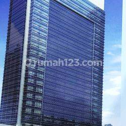 OFFICE SPACE DI GEDUNG PURI INDAH FINANCIAL TOWER