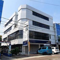 Office Space 74m2  di  Wisma Bisnis Indonesia 2 , Jakarta Pusat