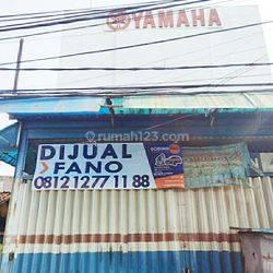 FANO- Ruko Murah Kamal Raya Strategis Cengkareng Jakarta Barat Kapuk