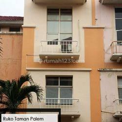 Ruko Taman Palem 4,5x15 Jakarta Barat