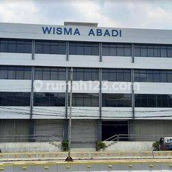 Kantor 80m2 di Wisma Abadi, Petojo, Jakarta Pusat
