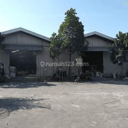 Ex Pabrik Gudang Plastik 19M Rajeg