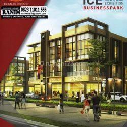 Miliki Ruko 3 Lantai Lokasi di CBD Central BSD | ICE Business Park BSD City | Only Juni Diskon 12,5% |