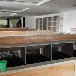 2 Unit Perkantoran ( Office ) di Sahid Sudirman Center, Semi Furnish