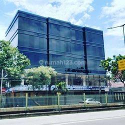 Gedung Baru 5 Lantai di Sultan Agung Raya Setiabudi