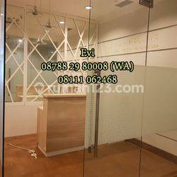 Office Space APL Tower Central Park Furnished Ready To Operate