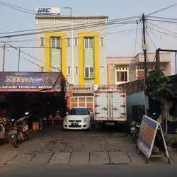 Ruko di Jl.Raden Saleh - Karang Tengah