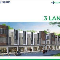 Ruko Strategis Golf Boulevard @Modernland Tangerang