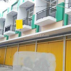 Dijual Ruko Murah Siap Pakai di Jl. Pinang Kunciran Lokasi Ramai