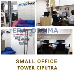 SMALL OFFICE DI TOWER CIPUTRA - JAKARTA BARAT