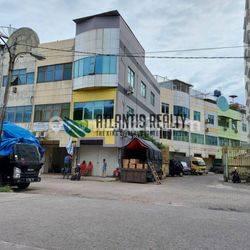 Ruko hook dijual di komplek ruko artha center jayakarta jakarta barat