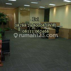 Office Space APL Tower Central Park Full Furnished Strategic Location