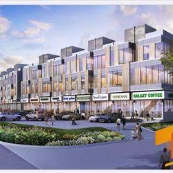 Komersial Strategis Hadap Jalan Raya   Ruko Provence Suites BSD City   KPR DP 0%  
