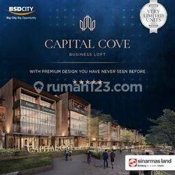 Capital Cove Business Loft Bsd Exclusive Premium For Your Office & Business