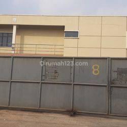 Tanah Plus bangunan Ex Pabrik