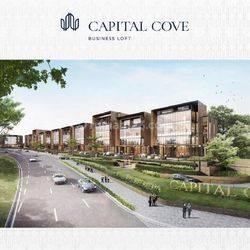 Capital Cove Premium Business Loft BSD City | Perdana Lokasi Terbaik Kawasan Ramai 24 Jam |Diskon 12% early Bird | Book Now Unit Terbatas !! |