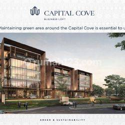 Only 1 Unit Termurah Diskon 12% | Business Loft Termewah Lokasi Terbaik di Jantung Kota | Capital Cove BSD City |