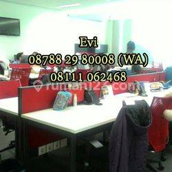 Ruang Kantor APL Tower Office Podomoro City Central Park Fully Furnished