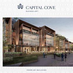 CAPITAL COVE Business Loft BSD City di Bulevar Utama BSD City